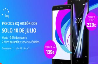 Móviles BQ por 1 céntimo: la española llega a Aliexpress Plaza