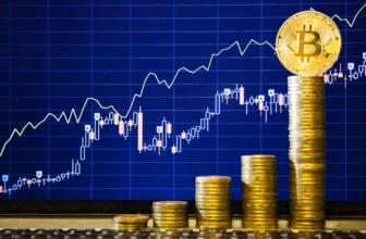 Bitcoin rompe su récord históricoy se cotiza por encima de$21 mil dólares