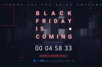 Las mejores ofertas han llegado directas al Black Friday de Gearbest