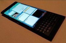 BlackBerry Venice, primeros datos e imágenes