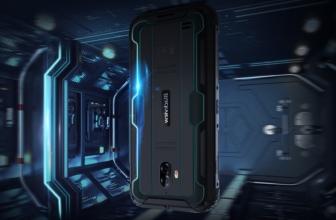 Blackview BV5900, un sólido teléfono resistente a precio accesible
