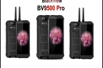 Blackview BV9500: El proyecto innovador de la semana #81