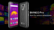 Blackview BV9800 Pro, un smartphone para aventureros