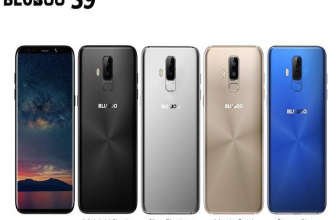 Bluboo S9, al Galaxy S9 le sale un clon antes de ser presentado