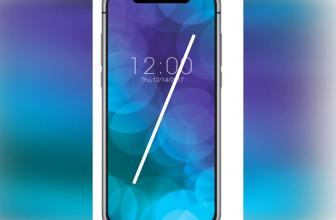 Bluboo X, ¿este smartphone es el nuevo iPhone X chino?
