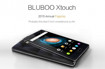 Bluboo Xtouch, un fuera de serie realmente económico