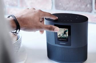 Bose Home 500, el mejor sonido en un altavoz inteligente