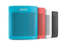 Bose SoundLink Color II, el altavoz ideal para todas las fiestas