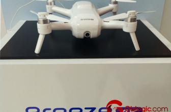 """#IFA2016: Yuneec presenta Breeze 4K, su dron """"social"""""""