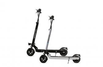 Brigmton BSK-801, un scooter eléctrico con 3 modos de funcionamiento