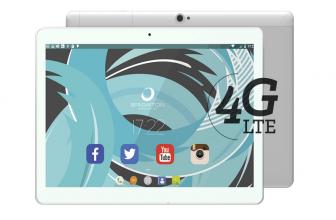 Brigmton BTPC-1023, una tablet de 10″, con pantalla IPS y conexión 4G