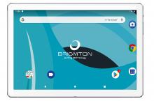 Brigmton BTPC 1025, una tableta asequible con Android Pie y WiFi AC