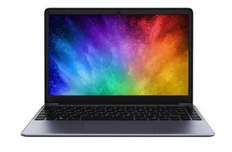 CHUWI HeroBook, un portátil bonito, pequeño y barato para la familia