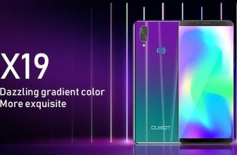 CUBOT X19, un Smartphone centrado en la belleza