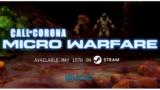 CallofCorona: MicroWarfare, el juego para acabar con el COVID-19 dentro y fuera de la pantalla