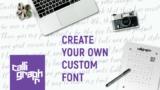 Cómo crear una fuente de texto personalizada para ordenador