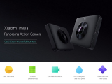 Xiaomi Mijia 3.5K, la nueva revolución en cámaras deportivas panorámicas