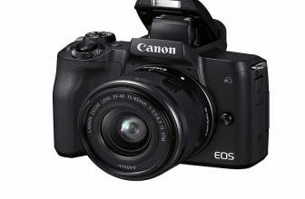 Canon M50, una cámara mirrorless que ofrece vídeo 4K