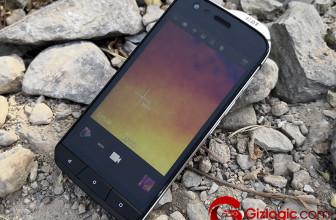 Cat S61, smartphone con cámara térmica y metro láser