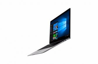 Chuwi LapBook Air, os presentamos el portátil más delgado del mercado