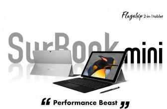 Chuwi SurBook Mini, análisis y características