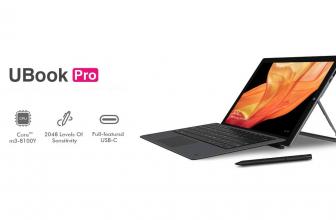 Chuwi UBook Pro, la nueva generación de dispositivos convertibles
