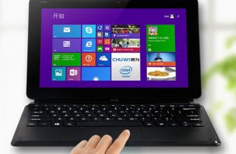 Chuwi Vi10 Pro, Windows 8 o Windows 10 a la carta