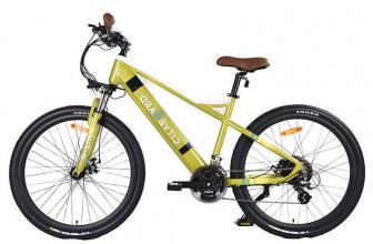 Cityboard e-Tui, bicicleta eléctrica de montaña con velocidad de 25 Km/h