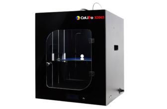 CoLiDoX3045, impresora 3D de calidad industrial al alcance de todos