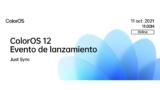 Oppo nos invita a la presentación oficial de ColorOS 12