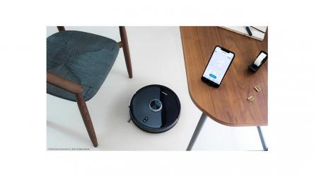 Conga 4090, un buen robot híbrido que mapea tu hogar