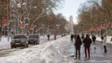 Consulta el estado de las calles y la nieve en Madrid con este mapa