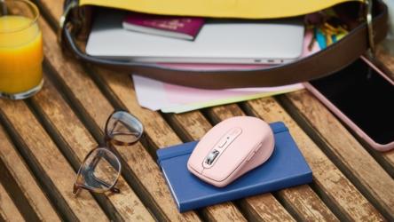 Logitech MX Anywhere 3: nuevo ratón pensado para movilidad
