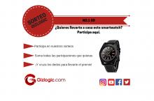 SORTEO: Gana un smartwatch No.1 S9 con los sorteos de Gizlogic