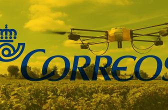 Correos está probando el reparto con drones