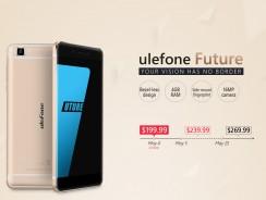Ulefone Future, una pantalla sin bordes