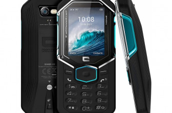 Crosscall Shark X3, un teléfono duradero de la vieja época