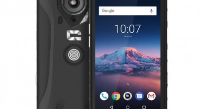 Crosscall Trekker X4, Smartphone resistente con cámara de acción