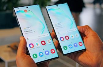 ¿Cuánto cuesta reparar la pantalla de un Galaxy Note en 2020?