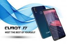 Cubot J7, Smartphone de entrada con doble cámara y Android 9.0