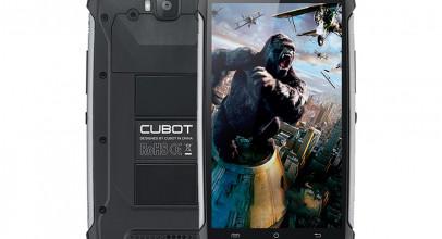 Cubot King Kong, conoce al gorila de los móviles rugerizados