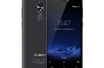 Cubot R9, un bello pero demasiado simple Smartphone