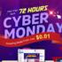 Cyber Monday de Gearbest, así lo celebra la tienda china