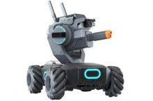 DJI RoboMaster S1, un robot inteligente totalmente configurable