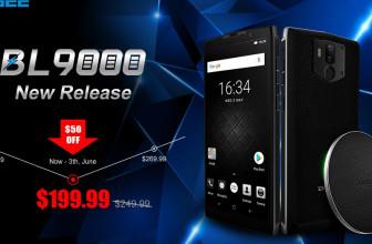 DOOGEE BL9000 disponible en Banggood a mitad de precio