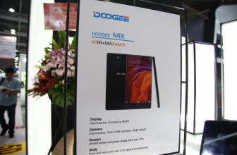 DOOGEE MIX, 6 GB de RAM y cámara dual por solo 200 euros