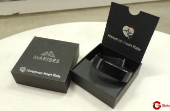 Makibes HR3, una pulsera ideal para empezar a moverse