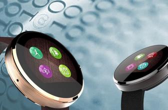 Smartwatch DW360, ¿os recuerda al Moto360?