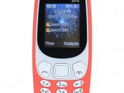 Darago 3310, una auténtica copia del Nokia 3310