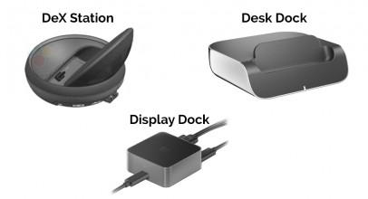 DeX Station, convierte el Galaxy S8 en un ordenador